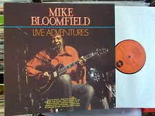 MIKE BLOOMFIELD  LP: LIVE ADVENTURES (Masters – MA 20784)