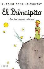 El Principito by Antoine De Saint-Exupéry- Paperback-libro nuevo en español