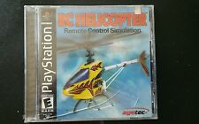 RC Helicopter (Sony PlayStation 1, 2002)