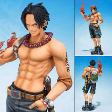 PVC Figuarts ZERO Portgas D Ace 5th Anniversary Edition One Piece Figure Bandai