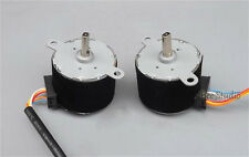 2PCS DC12V 35BY412 4-Phase Gear Step Motor Permanent Magnet Stepper Motors