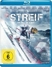 STREIF, One Hell of a Ride (Aksel Lund Svindal, Erik Guay) Blu-ray Disc NEU+OVP