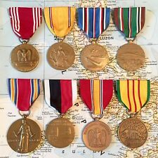 AAF GENERAL RICHARD G. CROSS WWII - VIETNAM MEDAL GROUP REUNITE THESE MEDALS!!!