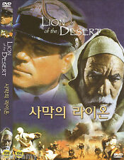 Lion of the Desert - Anthony Quinn Oliver Reed  - Italo Turkish Libya War  (NEW)