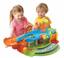 VTech Baby Toot-Toot Drivers Garage Childrens Toys Baby Girls Boys Tow-Truck NEW