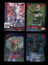 1999 Collectors Edge TIM COUCH Cleveland Browns MILLENNIUM Rookie Card Lot