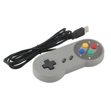 NEW 1x Retro Super Nintendo SNES USB Controller for PC/MAC Controllers SEALED HS