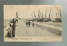 1926 Marseilles France Real Picture Postcard Cover to Yokohama Japan Port Said