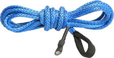 KFI SYNTHETIC WINCH PLOW CABLE BLUE 12'