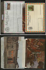 Macau  2  air letter sheets   40 and 50  avos         RES0506