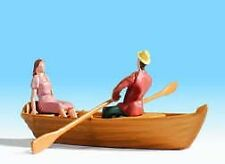 Noch 16800 Rowing Boat HO Gauge Figures Set