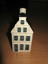 KLM Airlines Bols Canal House #51 Blue Delft Amsterdam