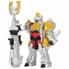 Power Rangers Dino Super Charge Titano Megazord Zord Builder