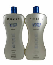 Biosilk Hydrating Therapy Shampoo And Conditioner 34 oz - Liter Duo