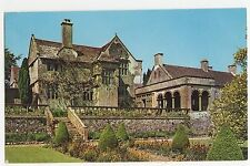 Somerset, Wayford Manor Old Postcard, A809