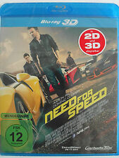 Need for Speed 3D - Autorennen, Tuning & krasse Action - Cooper, Rodriguez, Paul