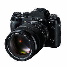 Fuji Fujifilm X-T1 (Black) Kit w/18-135mm & FREE 64GB SDXC*NEW