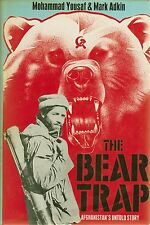 The Bear Trap Afghanistan's Untold Story By Mohammad Yousaf & Mark Adkin HBDJ