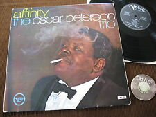 LP Affinity The Oscar Peterson Trio Verve Germany 1963 | EX