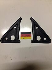 VW GOLF GTI MK2 8V 16V G60 RALLYE JETTA DOOR WING MIRROR BACKING PLATES LHD RHD