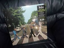 THE BEATLES ABBEY ROAD STEREO ALBUM APPLE LABEL UNPLAYED MINT NEW SEALED AWESOME