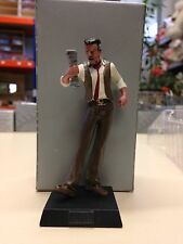 J. JONAH JAMESON FIGURINE MARVEL EN PLOMB - COLLECTION EAGLEMOSS COMICS BD 180