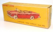DINKY FRENCH NO. 24A CHRYSLER NEW YORKER - REPRO BOX ONLY