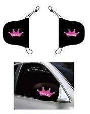 Princess, Car Mirror Cover, Auto Flag, Chroma Covers