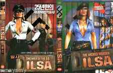 ILSA She Wolf of the SS & The Wicked Warden - Adult - Dyanne Thorne (New) 2 DVDs