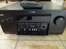 YAMAHA RX Z1 5.1 CHANNEL130 WATTS  AUDIOPHILE RECEIVER. WITH ORIGINAL RAV2000