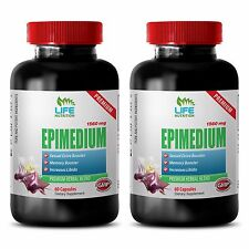 Age Male Sex Booster Capsule - Epimedium 1560mg - Panax Ginseng Powder 2B