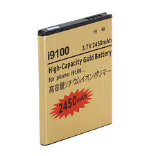 2450mAh 3.7V Gold Replacement Battery For Samsung Galaxy S2 i9100