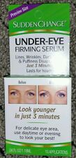 Sudden Change Anti-Wrinkle Under Eye Lift Firming Serum 0.04 oz 1 VALVE IN PACK