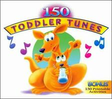 150 Toddler Songs Dig [2 Audio CDs + 1 CD Rom]