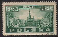 POLAND : 1945 Postal Employees' Congress  SG 530 mint