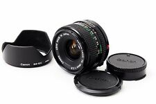 Canon New FD 28mm f/2.8 Wide Angle Lens Excellent++ From Tokyo Japan