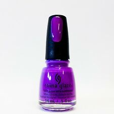 China Glaze Nail Polish Electric Nights Collection Variations Colors .5oz/15mL
