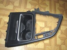 BMW 320I 328I 335I 428I 435I CENTER CONSOLE CUP HOLDER, PART# 51169218925, OEM