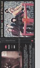 CD--GREATFUL DEAD--BIRTH OF DEAD-2CD DIGI