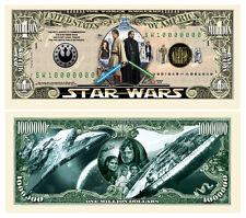 Star Wars Novelty Million Dollar Bill