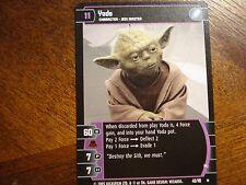 Star Wars TCG ROTS Yoda (K)
