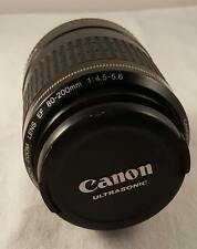 Canon Zoom Lens EF 80-200mm 1:4.5-5.6
