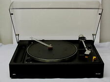 Marron high end tourne-disques ps 350 358 rams turntable audio technica watts top