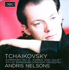 Tchaikovsky: Symphony No. 6; Romeo & Juliet, New Music
