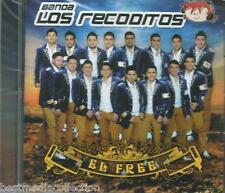 Banda Los Recoditos CD NEW El Free ALBUM El Free.. Y Mas SEALED