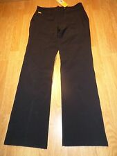 LOLE TRAVELER NANO CARBON MID RISE STRETCH PANTS WOMEN'S 8 30 BY 32.5 NEW $85