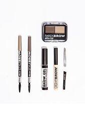 SOS Perfect Brow Contour Kit - 7-Pcs Contouring Eyebrow Makeup Palette Stencils