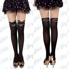 Calze rilakkuma stockings sexy donna collant cosplay gadget nuovo carino kawaii