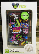 New Disney Park Sketch Art MICKEY Motorola Atrix 4G Android Smartphone Clip Case