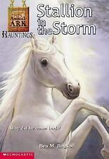 Stallion in the Storm (Animal Ark Hauntings #1), Ben M. Baglio, Good Book